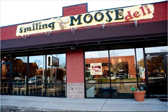 Breaking News: The Smiling Moose Deli on Colorado is Closed